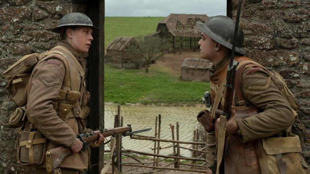 """""""1917"""" é drama de guerra com trunfo visual (Foto: Divulgação) - Foto: Divulgação"""
