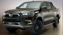 Toyota Hilux: de lá para cá