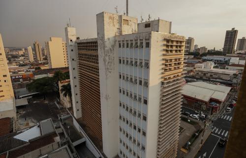Prefeitura Araraquara (Foto: Amanda Rocha)