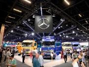 COLUNA: Feira de transporte de carga reúne 420 expositores
