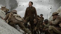 """Filme """"1917"""" pré-estreia no Cine Lupo neste final de semana"""