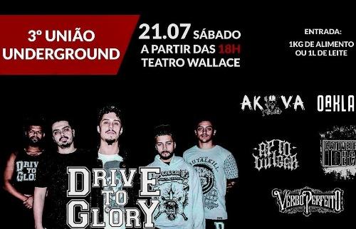 3º União Underground (21) tem seis bandas e entrada é um quilo de alimento não perecível - Foto: ACidade ON - Araraquara