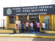239ª Zona Eleitoral fecha em Araraquara e reabre em Américo Brasiliense