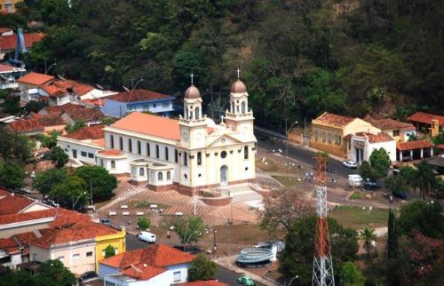 Da reportagem - A cidade de Ribeirão Bonito (Foto: Amarribo)