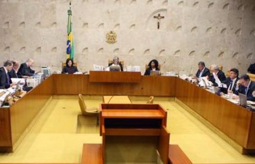 Foto: Agência Brasil - A conclusão foi definida com voto decisivo da presidente do STF, Cármen Lúcia. Foto: Agência Brasil