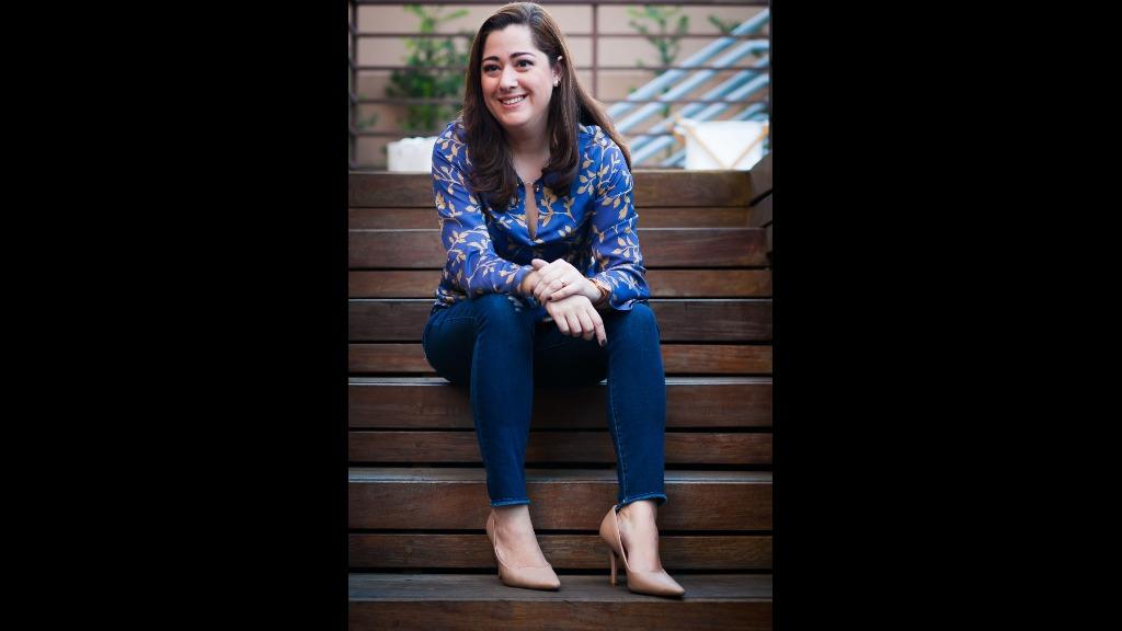 A especialista em mídias sociais Carla Falcão (Foto: Divulgação) - Foto: Divulgação
