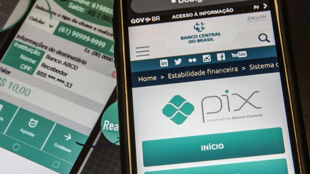 A implementação do Pix Cobrança já foi adiada em outras ocasiões (Foto: Marcello Casal Jr/Agência Brasil) - Foto: Marcello Casal Jr/Agência Brasil