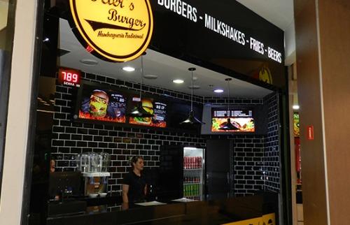 Crédito: Divulgação - A marca, da cidade de Valinhos, está localizada na praça de alimentação do térreo. Crédito: Divulgação