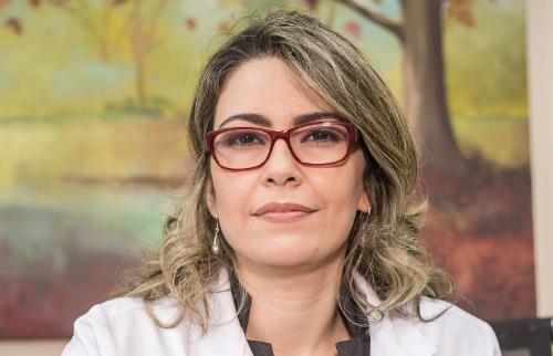 A endocrinologista Nathalia Ferreira (Foto: Divulgação) - Foto: Divulgação