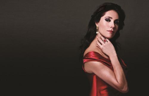 A peça Master Class será estrelada por Christiane Torloni (Foto: Divulgação) - Foto: (Foto: Divulgação)