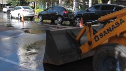 Sanasa corta água de 16 bairros nesta quinta-feira