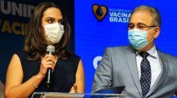 Ministério lança campanha de prevenção da covid e anuncia infectologista em secretaria