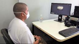 Presídios de Araraquara realizam visitas virtuais durante pandemia