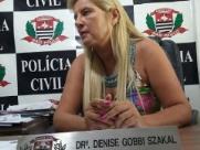 A titular da DDM, Denise Gobbi Szakal (Amanda Rocha/ACidadeOn) - Foto: ACidade ON - São Carlos