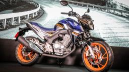 Começa a grande vitrine de motocicletas do país