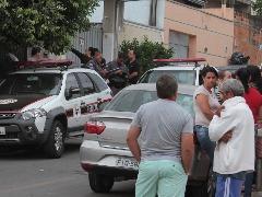 A vítima tinha 23 anos e estava em casa quando foi baleada (Foto: Denny Cesare/Código19) - Foto: (Foto: Denny Cesare/Código19)