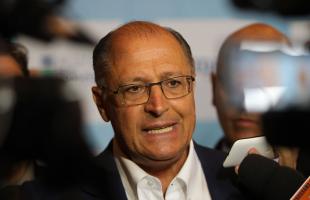 F. L. Piton / A Cidade - Governador Geraldo Alckmin (PSDB)