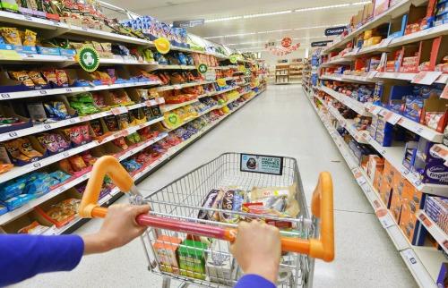 Supermercado - Foto: Da reportagem