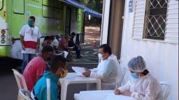 Covid: Moradores de rua testam positivo em abrigo de Ribeirão