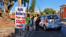 Ação solidária da Paróquia Santo Antônio é neste sábado (08)