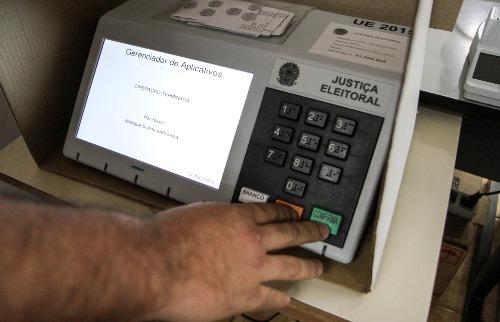 Número de eleitores aptos a votar no domingo (07) é 2,7% maior que em 2014. (Foto: Amanda Rocha/ACidadeON) - Foto: Amanda Rocha