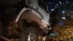 Duas pessoas morrem em grave acidente na rodovia SP-255