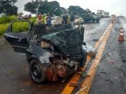 Grave acidente deixa seis mortos na rodovia Altino Arantes