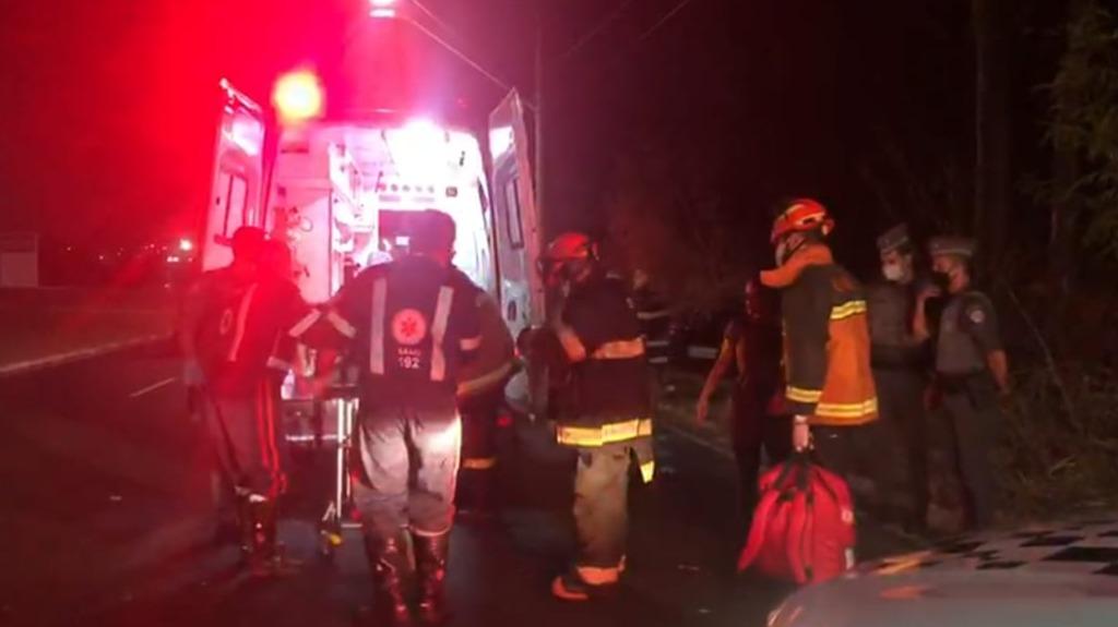 Batida deixou três feridos em Ribeirão Preto (Imagem: Reprodução) - Foto: ACidade ON - Ribeirão Preto
