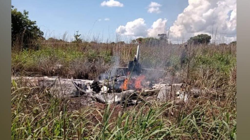 Não houve sobrevivente ao acidente (Foto: Divulgação) - Foto: ACidade ON - Ribeirão Preto