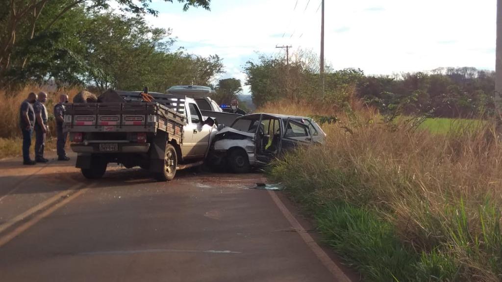 Acidente de trânsito mata idosa em Araraquara (Foto: Gabriela Martins) - Foto: ACidade ON - Araraquara