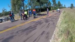 Motociclista de Araraquara morre em acidente na rodovia