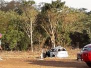 Motorista envolvido em acidente que matou criança é suspeito de embriaguez