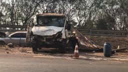 Acidente entre três veículos deixa um morto em Cosmópolis
