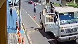 Morre motociclista que bateu em caminhão parado na região