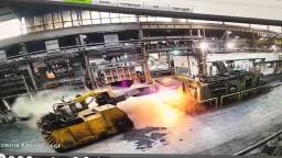 Vídeo mostra acidente que matou metalúrgico em Sumaré