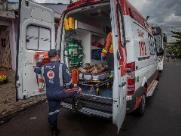 Motociclista morre após acidente com ônibus no José Sampaio