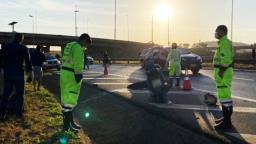 Mulher morre em acidente de moto no Trevão de Ribeirão Preto