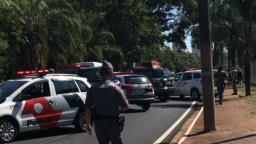 Criança vítima de queda de moto deixa hospital em Ribeirão