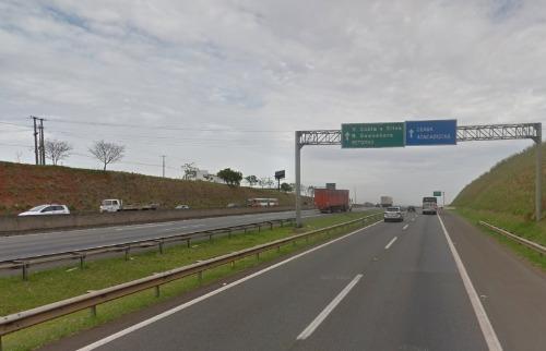 Acidente na D. Pedro perto da Ceasa matou uma mulher em Campinas - Foto: Divulgação