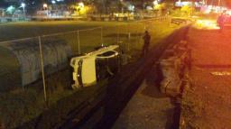 Idoso morre atropelado por caminhonete no Campos Elíseos