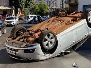 Vereador levou o carro oficial para casa antes de acidente