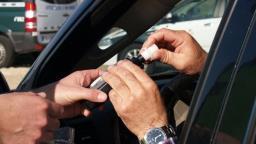 Idoso é preso por embriaguez após acidente na zona Norte