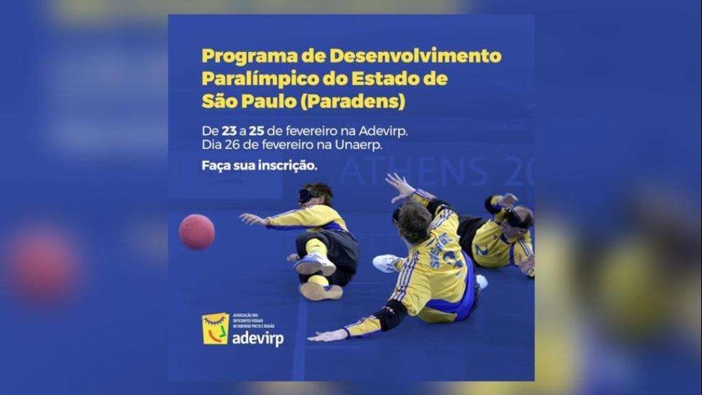 Programa acontecerá durante quatro dias na próxima semana, em Ribeirão Preto (Imagem: Reprodução / Redes Sociais Adevirp) - Foto: Divulgação / Redes Sociais