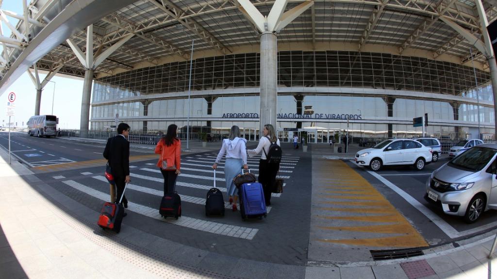 Aeroporto Internacional de Viracopos (Foto: Denny Cesare/Código19) - Foto: Denny Cesare