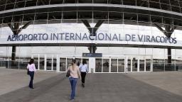 Viracopos divide prêmio de melhor aeroporto com Curitiba
