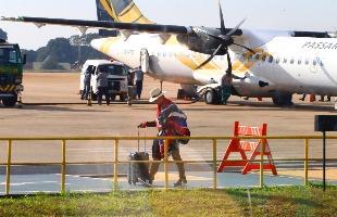 F.L.Piton / A Cidade - Aeroporto de Ribeirão Preto não receberá verbas federais, pelo menos até 2020