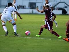AFE e Ponte Preta empataram sem gols (Beto Boschiero/AFE) - Foto: Beto Boschiero/AFE