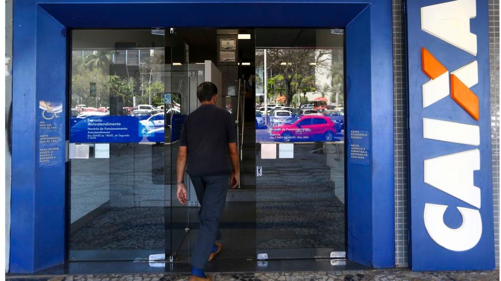 Agência da Caixa Econômica. (Foto: Marcelo Camargo/Agência Brasil) - Foto: Marcelo Camargo/Agência Brasil