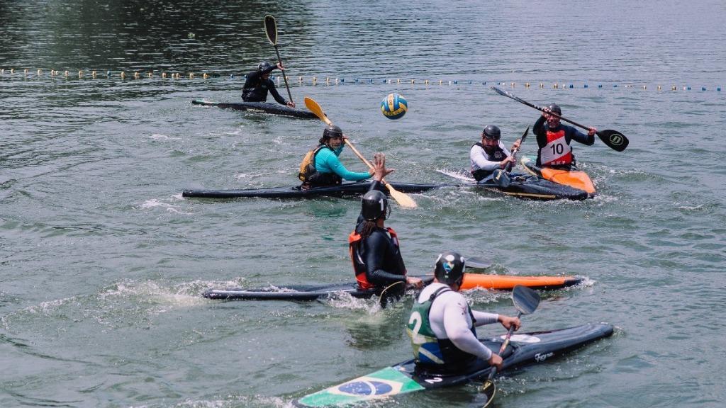 Campeonato Brasileiro de Canoagem acontece neste final de semana em Lindoia (Foto: Alessandra Arcangeli) - Foto: Divulgação