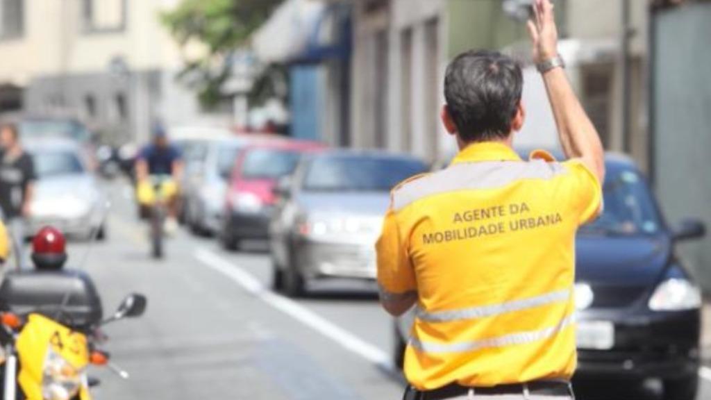Agentes da Mobilidade Urbana de Campinas (Foto: Divulgação) - Foto: (Foto: Divulgação)
